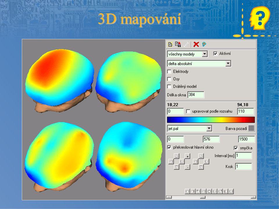 3D mapování