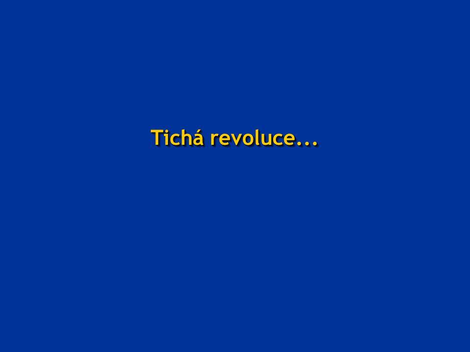 Tichá revoluce...
