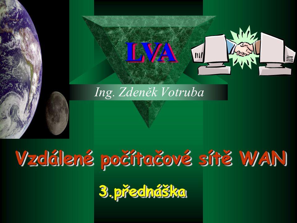 LVALVA WAN Databáze NDS Uživatel 1 Uživatel 2 Uživatel 3 server1 server2 Strom objektů Root