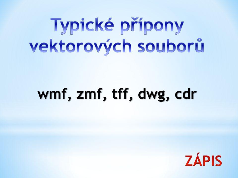 wmf, zmf, tff, dwg, cdr