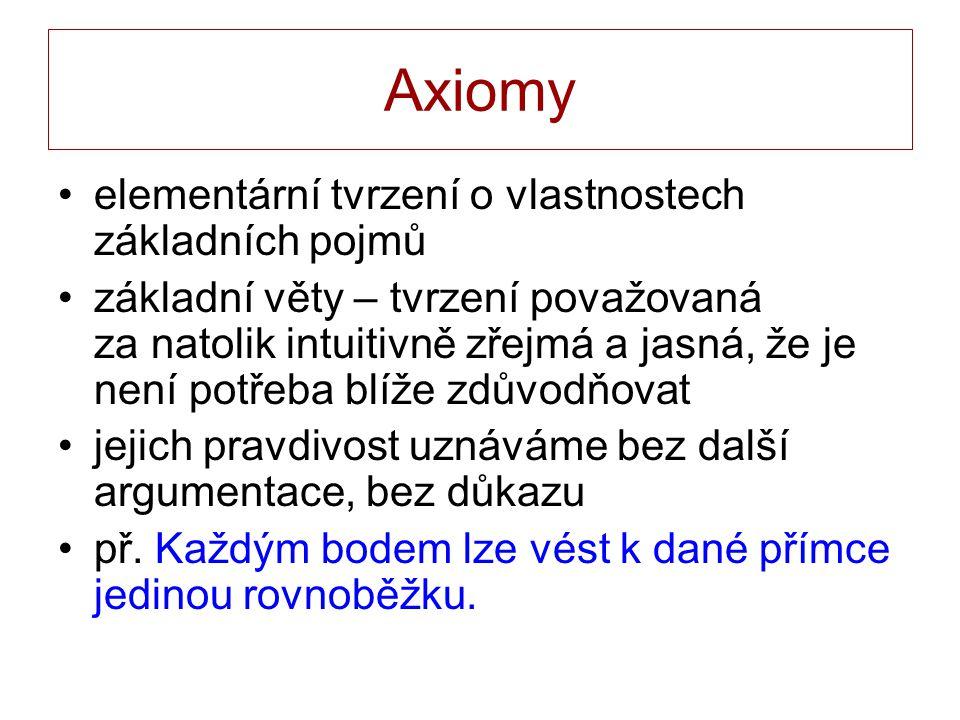 Důkaz sporem výroku X Předpokládáme, že platí negace výroku X ( ˥ X).