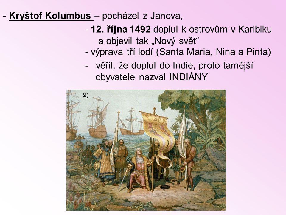 """- Amerigo Vespucci – popsal neznámou krajinu, kterou objevil Kolumbus = """"země Amerigova = Amerika - Fernando de Magaläes – 1519 – 1521 cesta kolem světa Země je kulatá Podle mapy popiš trasu plavby."""