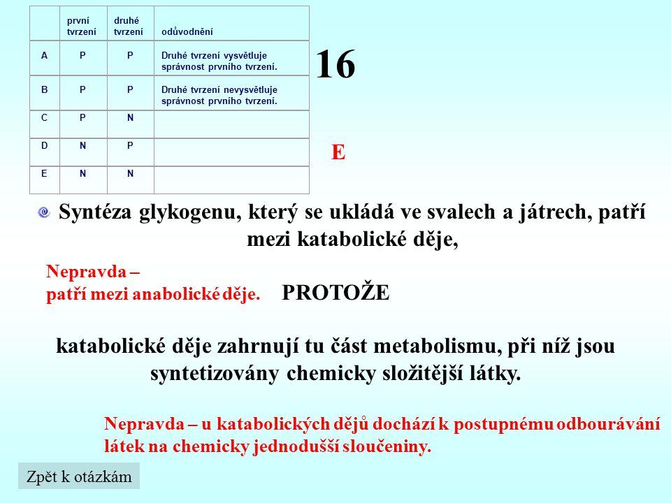 17 PROTOŽE Mezi karboxylem a aminoskupinou dochází k acidobazické reakci za vzniku iontové struktury.