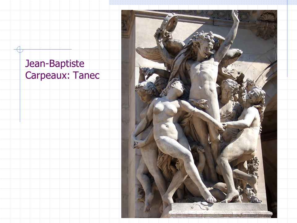 Jean-Baptiste Carpeaux: Tanec