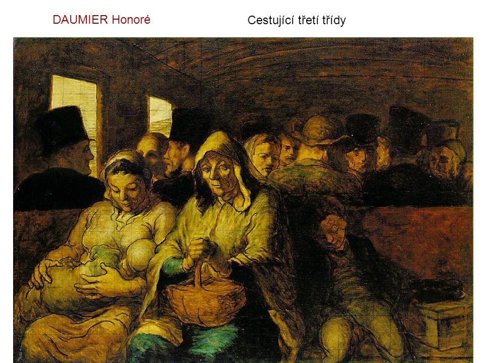 Dobrý den pane Courbet ! - 1854 COURBET Gustave