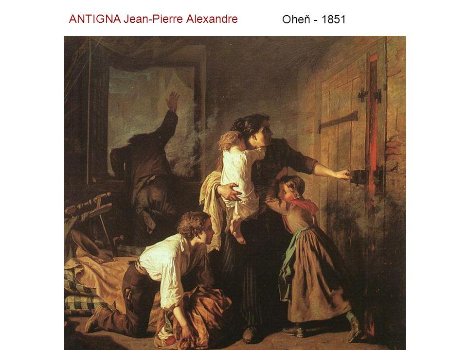 Dětské jesle - 1890 ANKER Albert