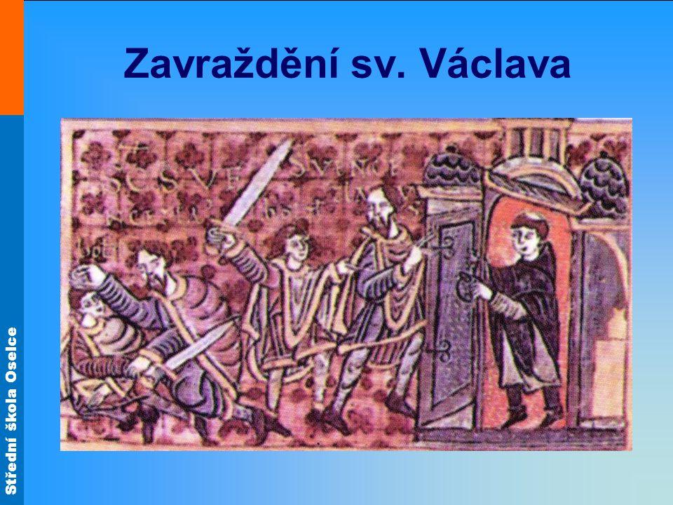 Střední škola Oselce Zavraždění sv. Václava