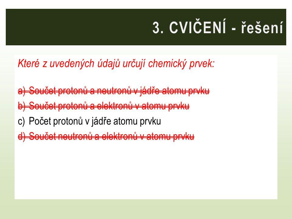 Napište: a) 5 dvouatomových molekul dusíku b) 3 molekuly vody c) 4 atomy fosforu d) osmiatomovou molekulu síry