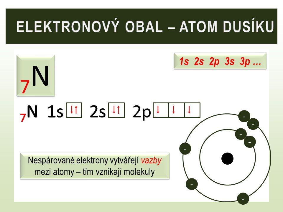 1.Prvek 2.Sloučenina 3.Atom 4.Molekula 5.Látka 6.Směs 1.Prvek 2.Sloučenina 3.Atom 4.Molekula 5.Látka 6.Směs A.částice vznikající sloučením dvou nebo více atomů B.látka obsahující dvě nebo více složek C.látka tvořená atomy se stejným protonovým číslem D.látka vzniknuvší sloučením dvou nebo více prvků E.částice, v jejichž jádře najdeme protony a neutrony a v obalu elektrony F.tvoří tělesa A.částice vznikající sloučením dvou nebo více atomů B.látka obsahující dvě nebo více složek C.látka tvořená atomy se stejným protonovým číslem D.látka vzniknuvší sloučením dvou nebo více prvků E.částice, v jejichž jádře najdeme protony a neutrony a v obalu elektrony F.tvoří tělesa 1C 2D 3E 4A 5F 6B