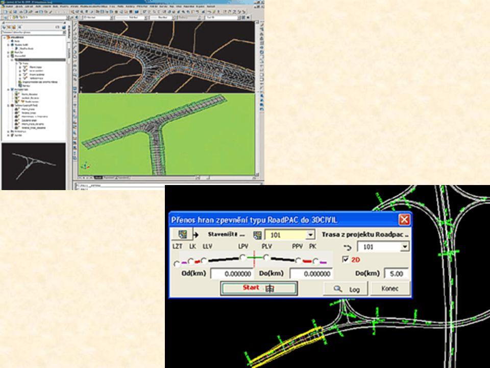 Zdroj: cadna.de Modelování hluku z železniční dopravy