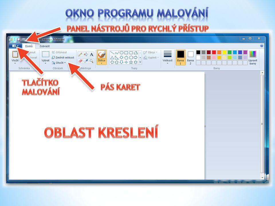 http://windows.microsoft.com/cs-cz/windows7/getting-started-with-paint Použité obrázky: autor materiálu.