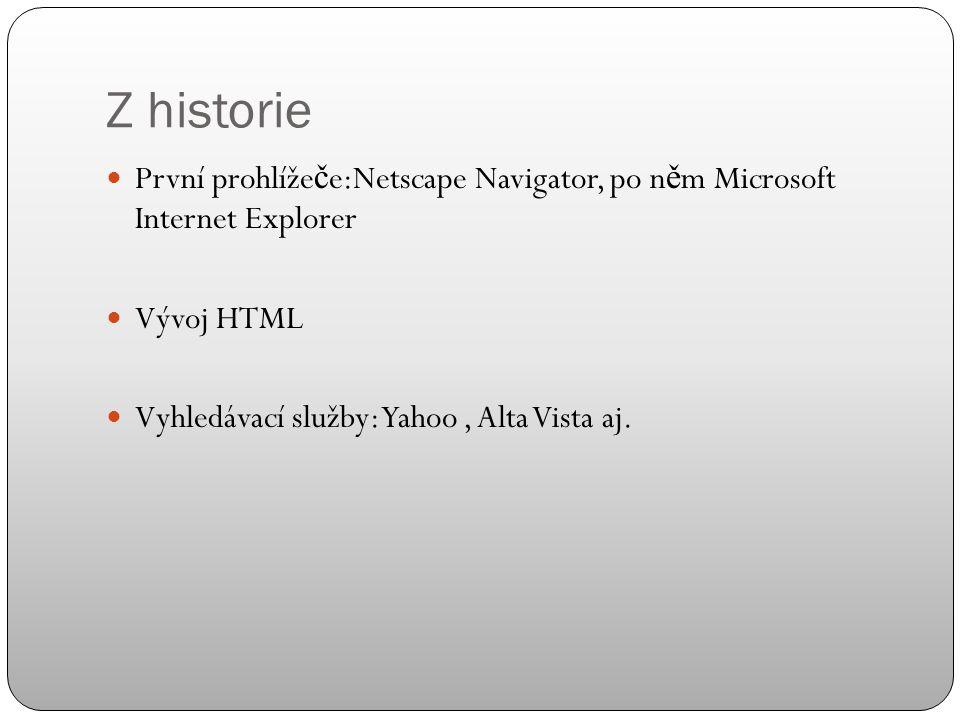 Internet a jeho úloha v elektronickém bankovnictví Základy Internetu vznikly v 80.tých letech 20.století Základní č lánky Internetu: 1.