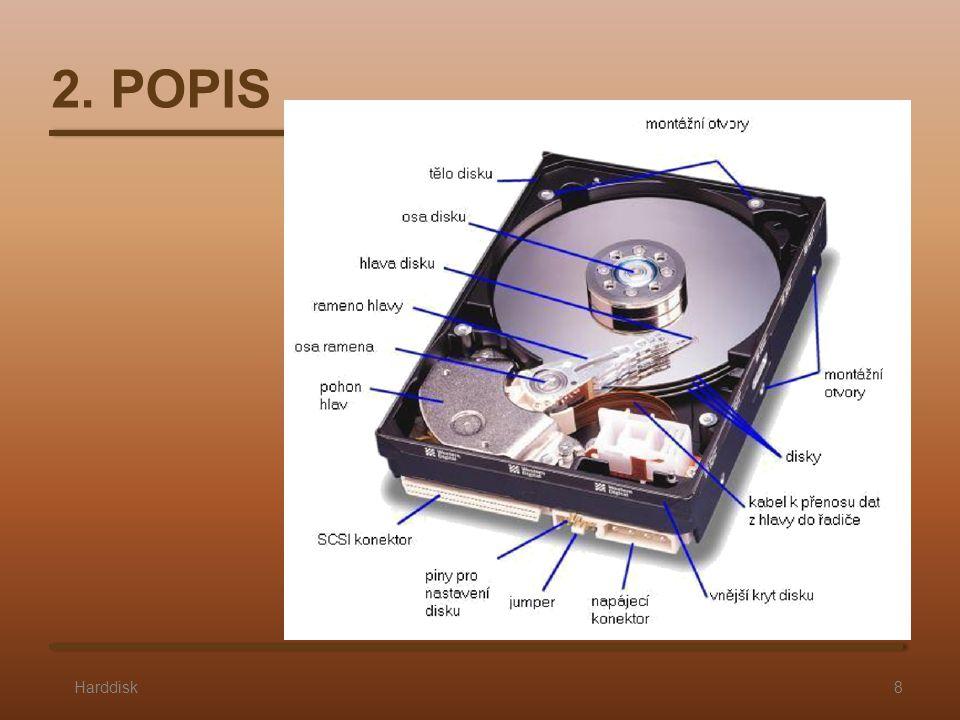2. POPIS Harddisk8