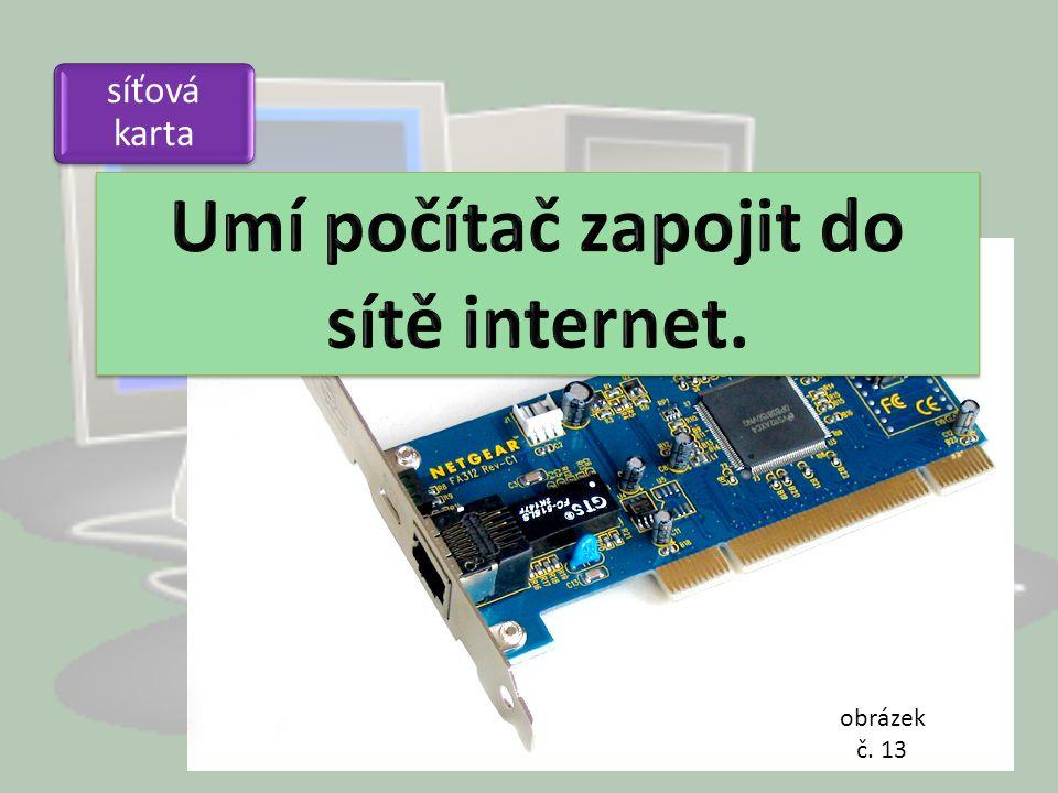 síťová karta obrázek č. 13