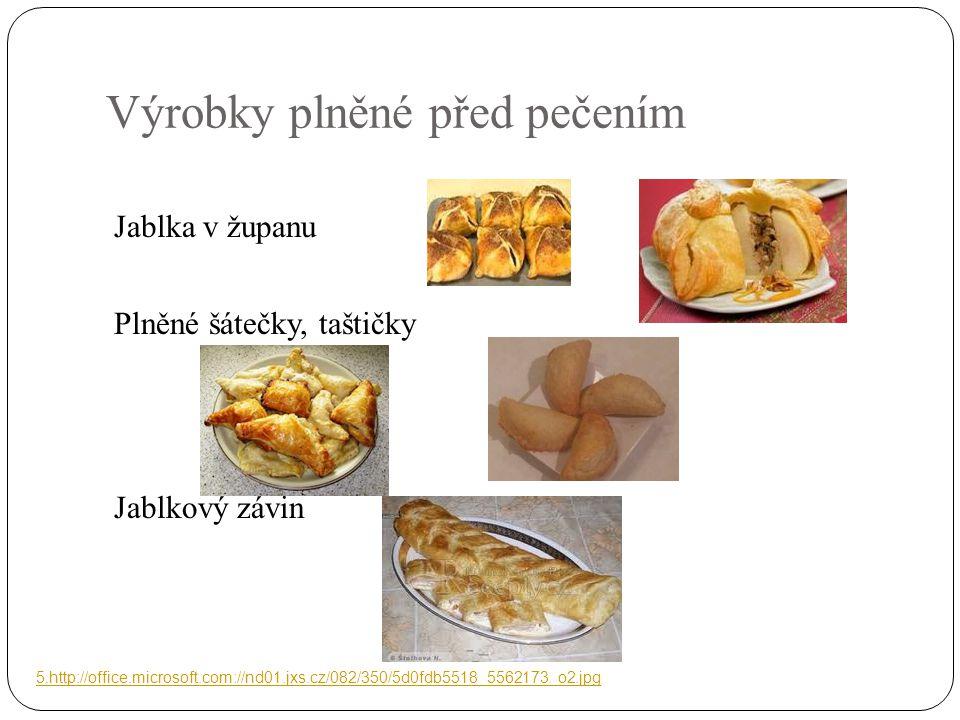 Výrobky plněné před pečením Jablka v županu Plněné šátečky, taštičky Jablkový závin 5.http://office.microsoft.com://nd01.jxs.cz/082/350/5d0fdb5518_556
