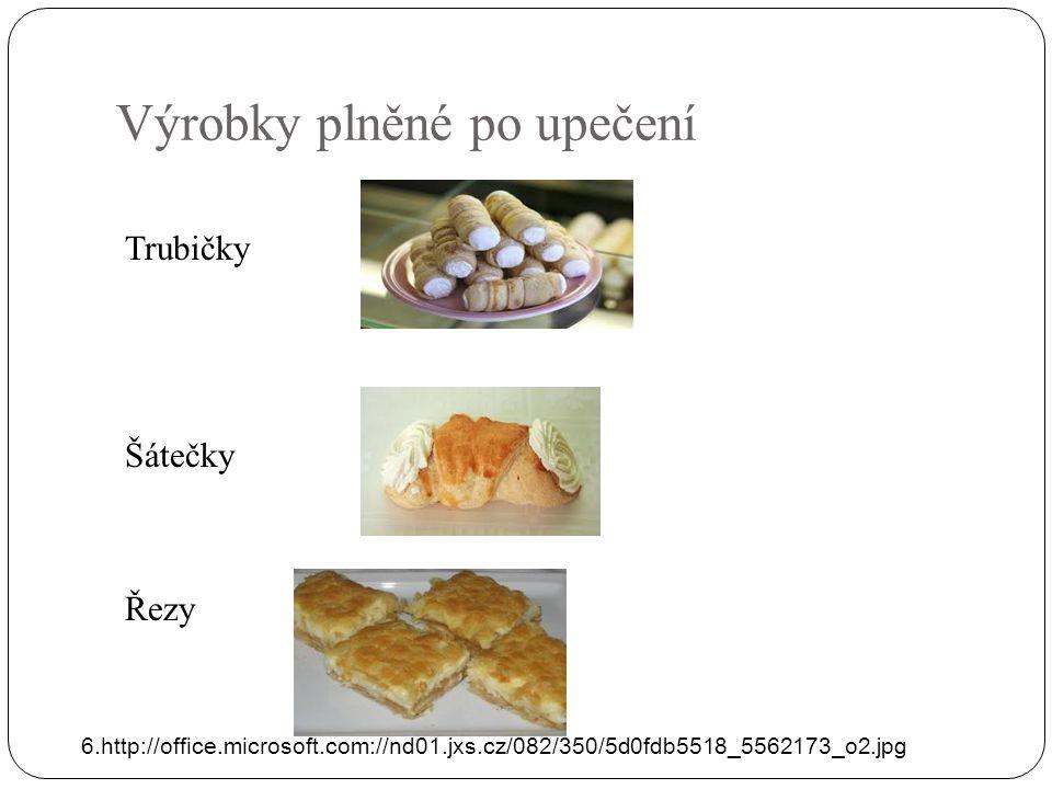 Výrobky plněné po upečení Trubičky Šátečky Řezy 6.http://office.microsoft.com://nd01.jxs.cz/082/350/5d0fdb5518_5562173_o2.jpg