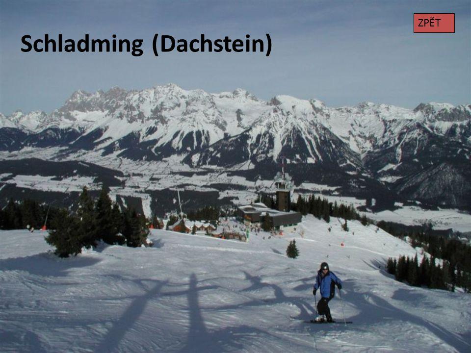 Schladming (Dachstein) ZPĚT