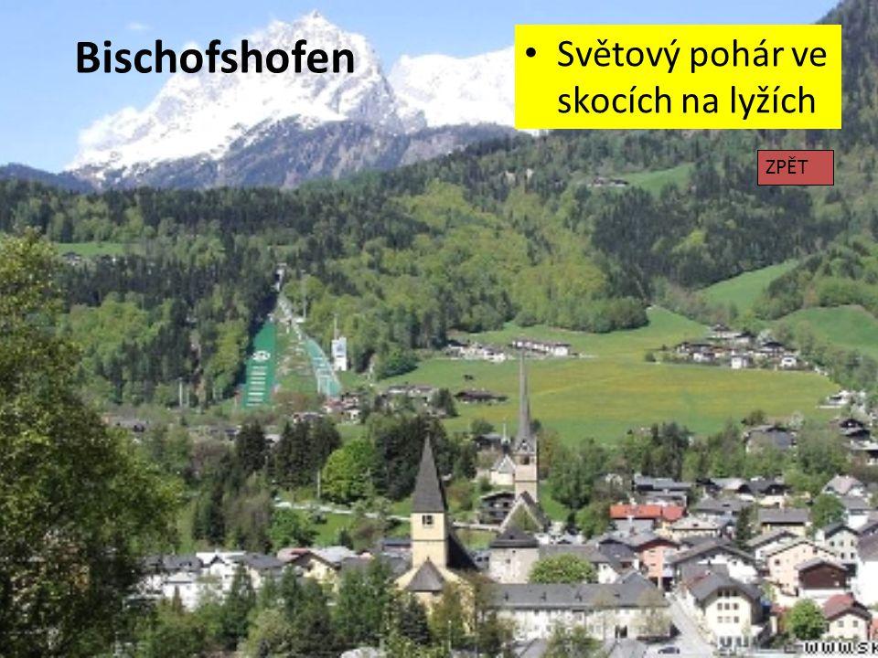 Bischofshofen Světový pohár ve skocích na lyžích ZPĚT