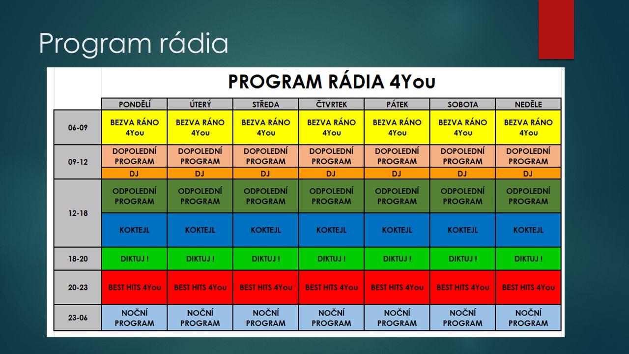 Program rádia