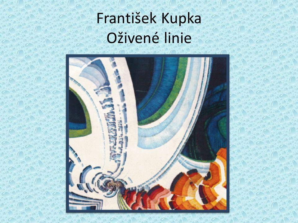 František Kupka Modř