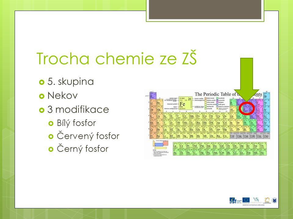 Trocha chemie ze ZŠ  5.
