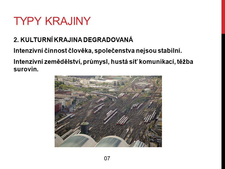 TYPY KRAJINY 2.