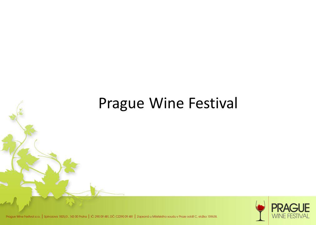 Třídenní akce, zaměřená nejen na víno, jeho historii a tradice, ale i na gastronomii a kulturu, určená zejména pro širokou veřejnost Festival si primárně klade za cíl představení historie i současnosti vína na území Čech a Moravy, jednotlivých vinařských oblastí, malých i velkých vinařství Výběr bude obohacen i o vína dalších evropských zemí /zejména pak okolních států - Rakouska, Německa, Slovenska, Maďarska/