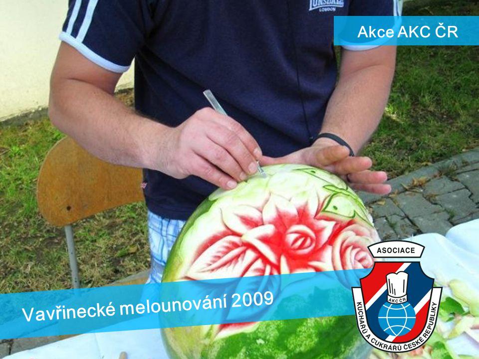 Vavřinecké melounování 2009 Akce AKC ČR