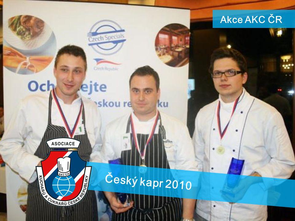 Český kapr 2010