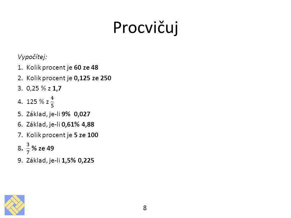 Procvičuj 8