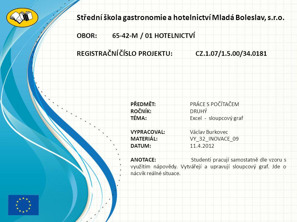 Střední škola gastronomie a hotelnictví Mladá Boleslav, s.r.o.