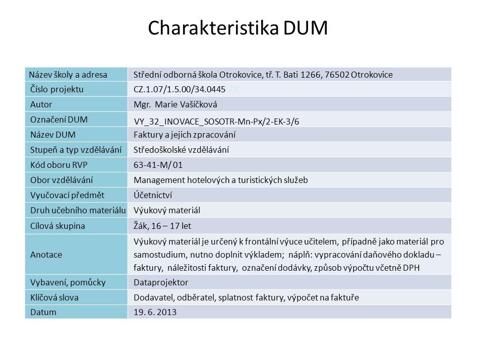 Seznam obrázků: Obr.1 až 4: Balíček tiskopisů. In: Národní ústav odborného vzdělávání [online].