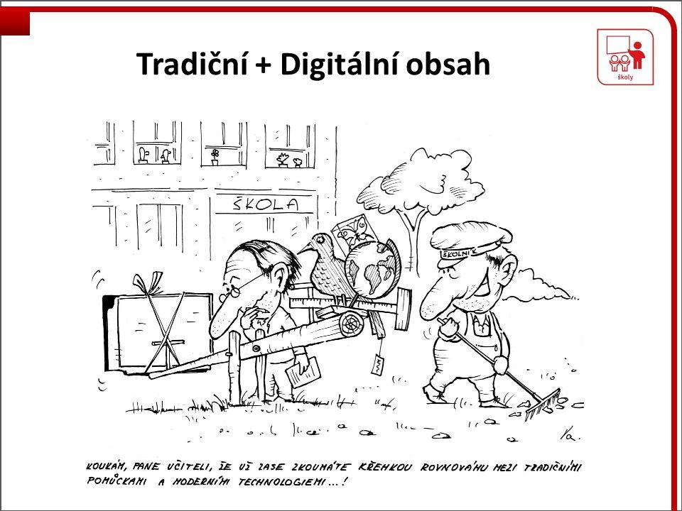 Nový digitální obsah Profesionálové Učitelé