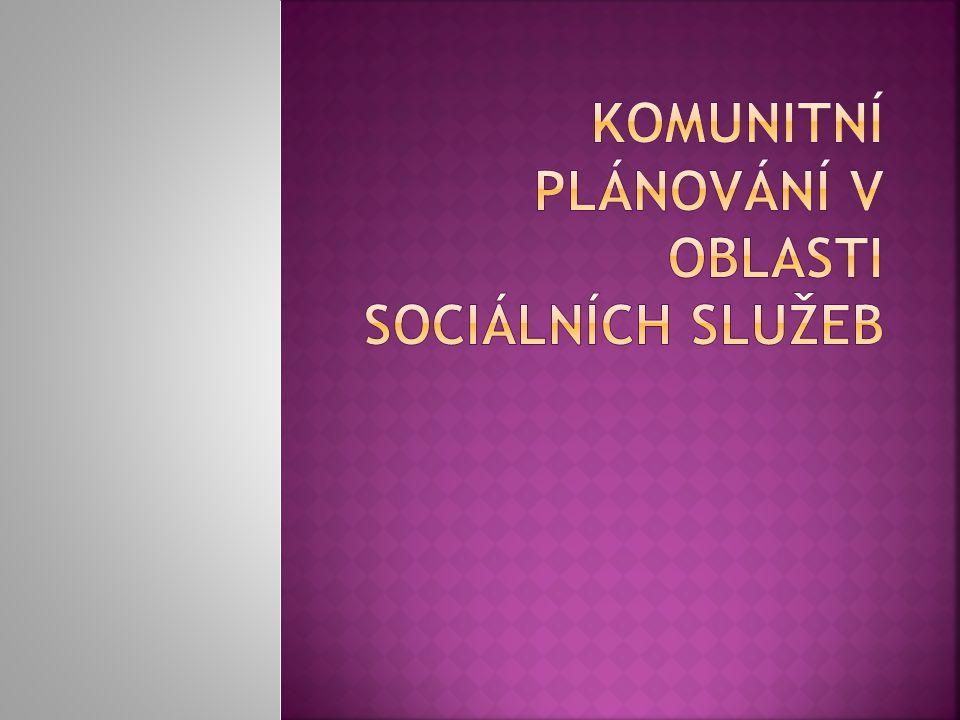  vytváří příležitosti pro dlouhodobé zapojování a spolupráci občanů,  je aktivní v rozšiřování řady metod řízení a plánování sociálních služeb a jejich koordinace s ostatními veřejnými službami,  podporuje spoluúčast občanů na rozhodovacím procesu o sociálních službách,  zveřejňuje od prvopočátku srozumitelnou a dostupnou formou všechny podstatné informace o procesu i výsledcích komunitního plánu,  respektuje při svém rozhodování o sociálních službách cíle a priority stanovené v komunitním plánu,  stanoví jasná pravidla financování sociálních služeb, které odpovídají prioritám komunitního plánu.