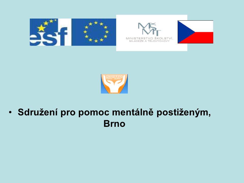 Sdružení pro pomoc mentálně postiženým, Brno