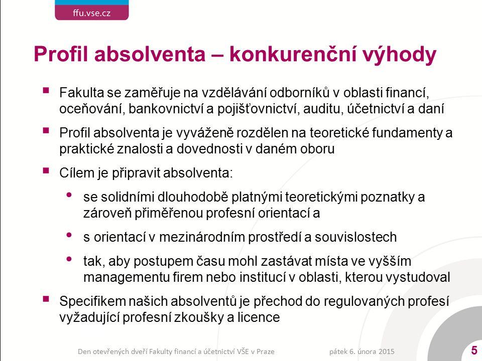 Uplatnění absolventů  Management podnikatelské i neziskové sféry  Daňoví specialisté velkých podniků  Státní správa (i v rámci EU)  Ekonomické a daňové poradenství ZDANĚNÍ A DAŇOVÁ POLITIKA pátek 6.
