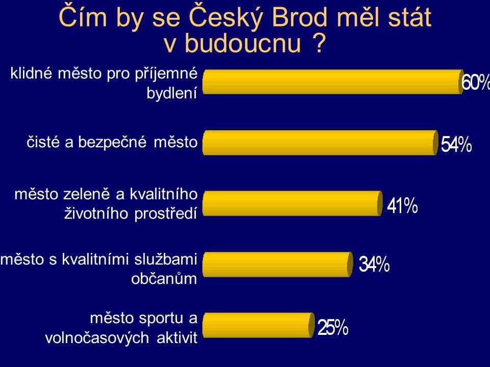 Čím by se Český Brod měl stát v budoucnu .