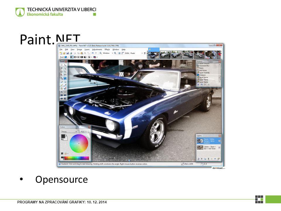 Programy pro zpracování grafiky Programy pro sazbu (DTP)