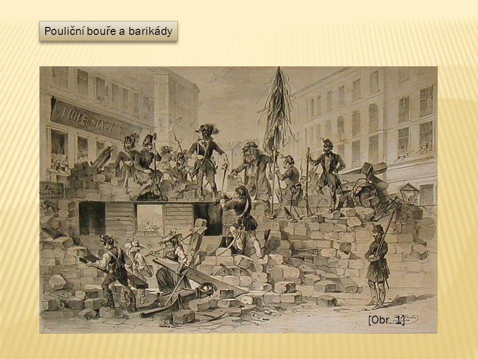 Pouliční bouře a barikády [Obr. 1]