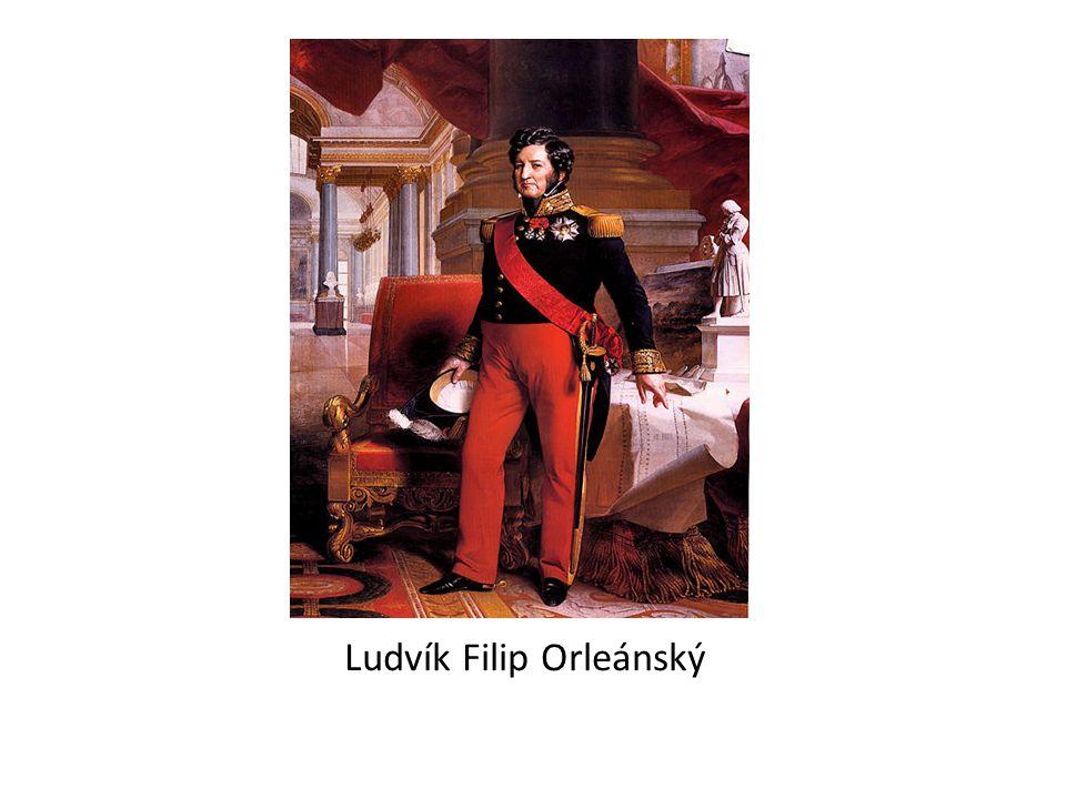 Ludvík Filip Orleánský