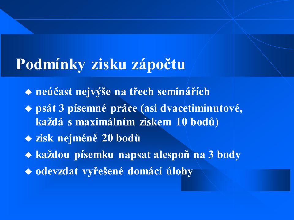 Doporučená literatura  Josef Kvasnica: Matematický aparát fyziky.