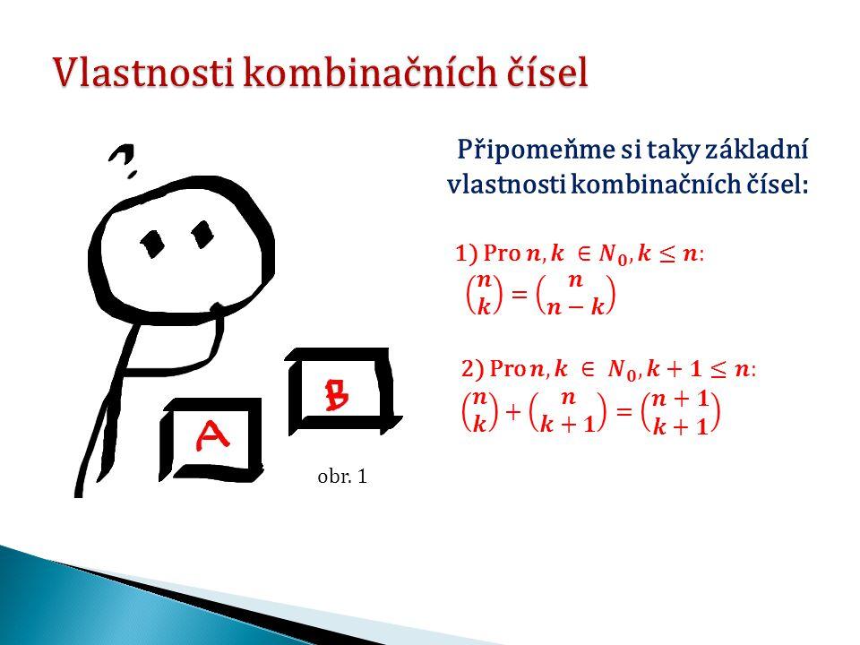 """Praktická část výukového materiálu """"Nerovnice s kombinačními čísly se zabývá využitím vzorce pro počet kombinací bez opakování při řešení čtyř nerovnic s kombinačními čísly."""