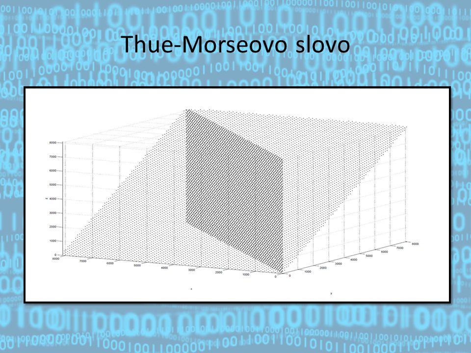 Thue-Morseovo slovo
