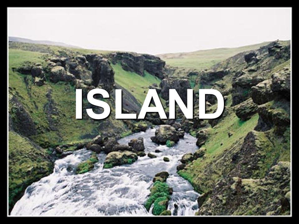 REPUBLIKA ISLAND Lýđveldiđ Ísland