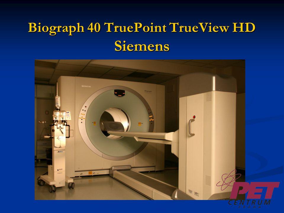 Biograph 40 TruePoint TrueView HD Siemens