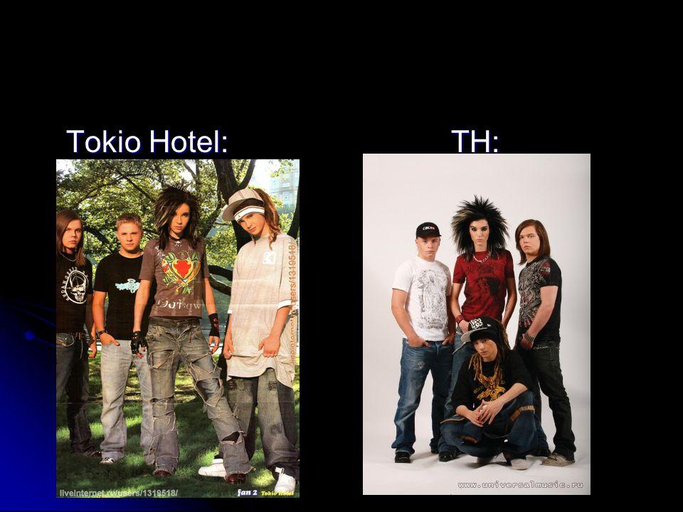 Tokio Hotel:TH: Tokio Hotel:TH: