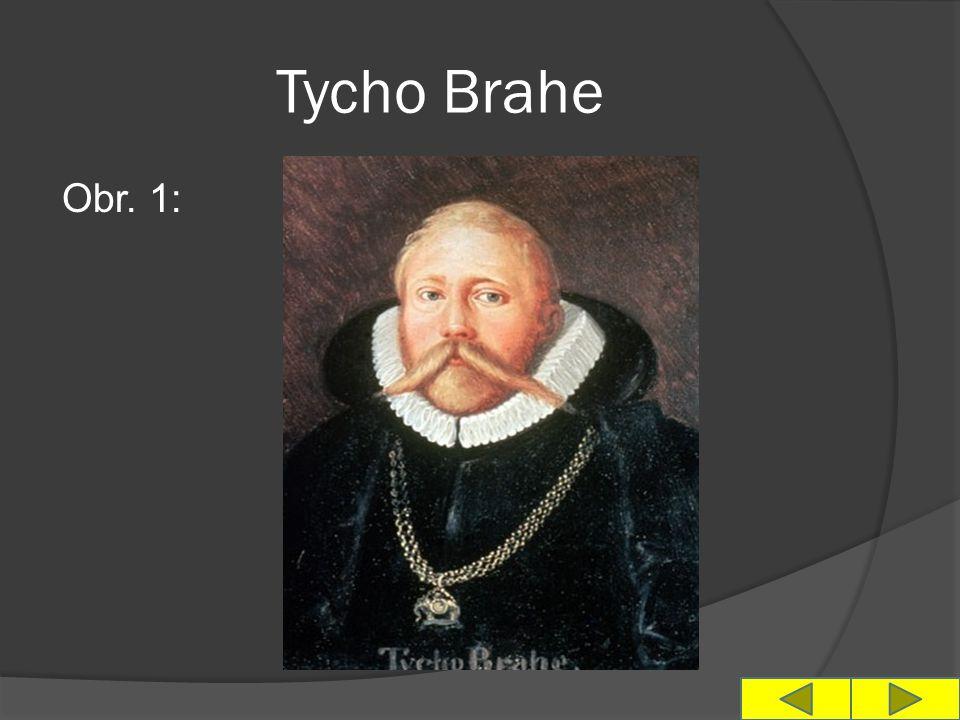 Tycho Brahe Obr. 1: