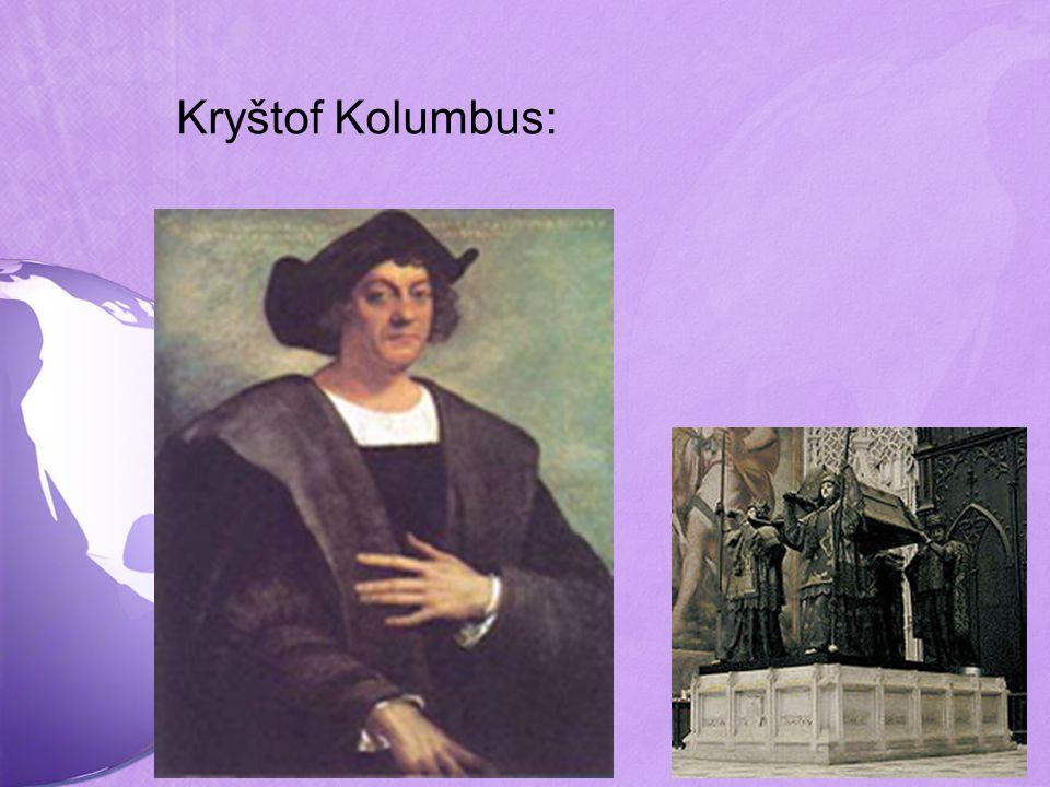 Kryštof Kolumbus: