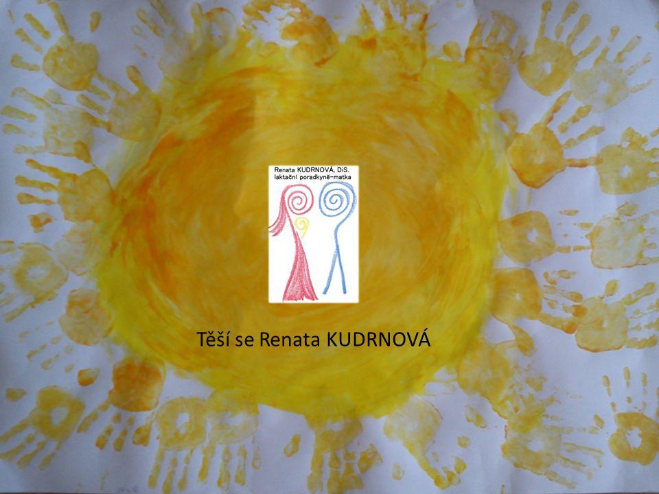 Těší se Renata KUDRNOVÁ
