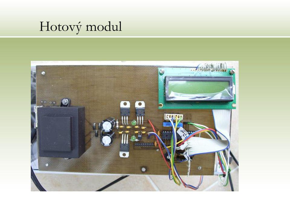 Hotový modul